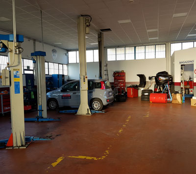 Officina Marcon Spinea Venezia